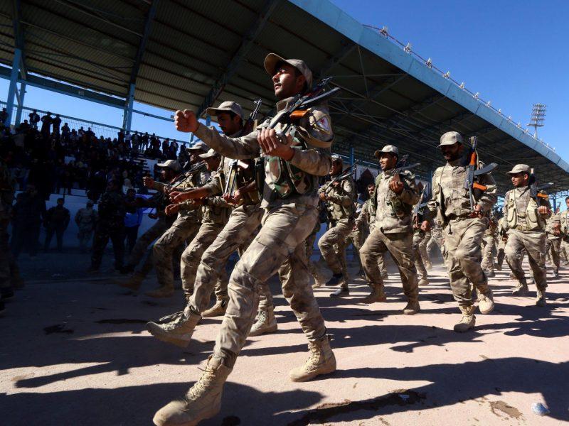 JAV remiamos pajėgos Sirijoje atakuoja paskutinę IS kontroliuojamą teritoriją