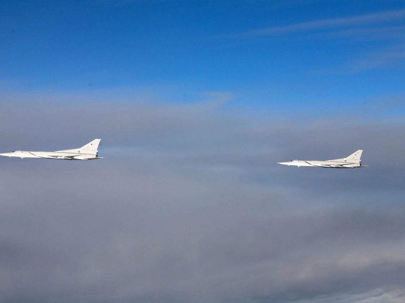 Sudužo Rusijos strateginis bombonešis: žuvo trys įgulos nariai