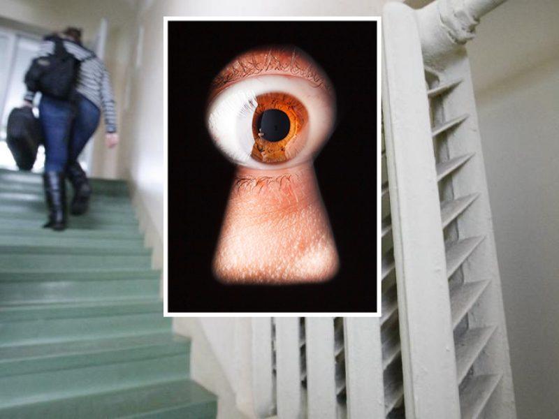 Klaipėdietė kaimynų gyvenimą pavertė pragaru: 114 kartų kvietė policiją