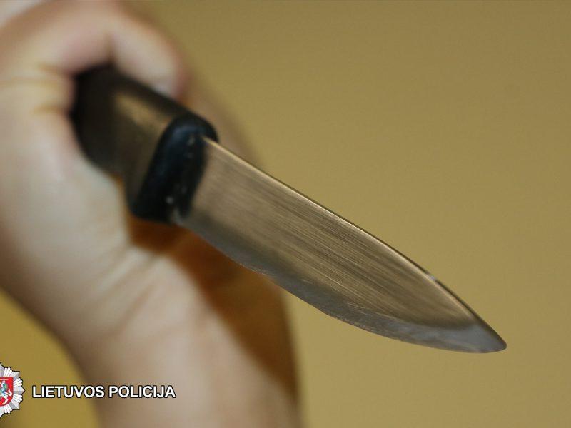 Uostamiestyje toliau liejasi kraujas: prieš giminaitį – su peiliu rankoje