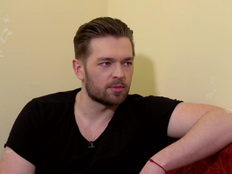 """J. Veklenko apie """"Euroviziją"""": net būdamas didžiojoje scenoje nesijaučiau laimingas"""