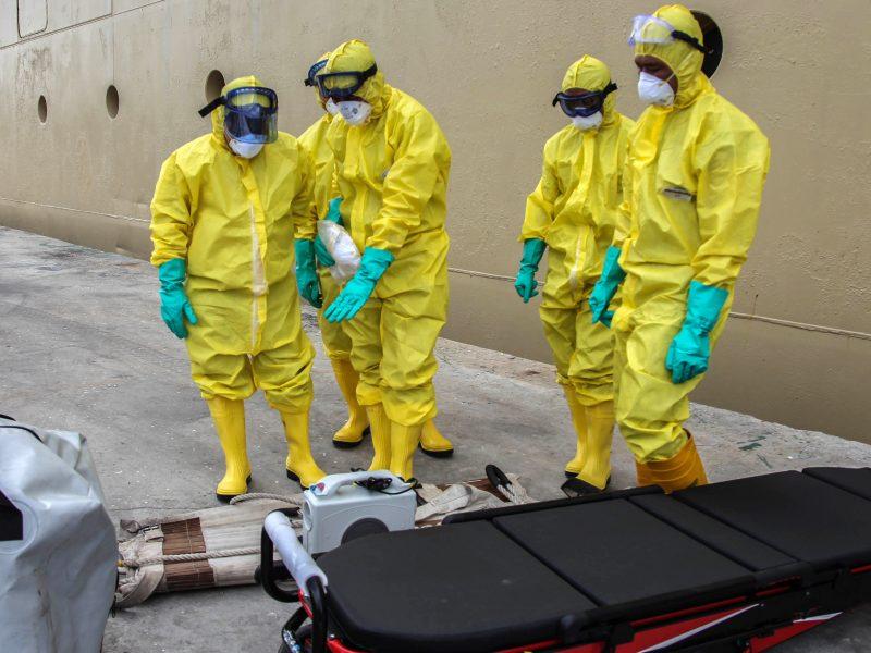 Mirštamumas nuo koronaviruso Kinijoje siekia 2,1 proc.