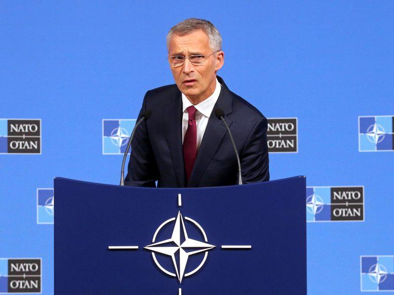 Didžiųjų valstybių varžymasis – viena didžiausių grėsmių NATO saugumui