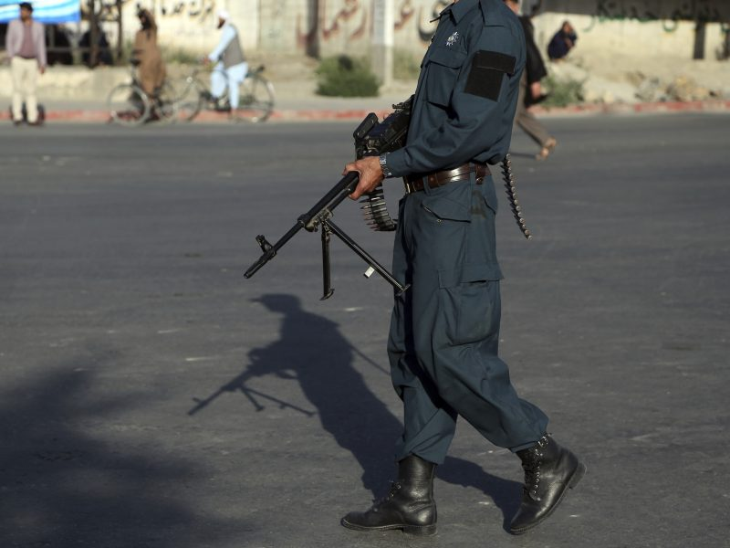 Neramumai Afganistane: savižudis susisprogdino vestuvėse