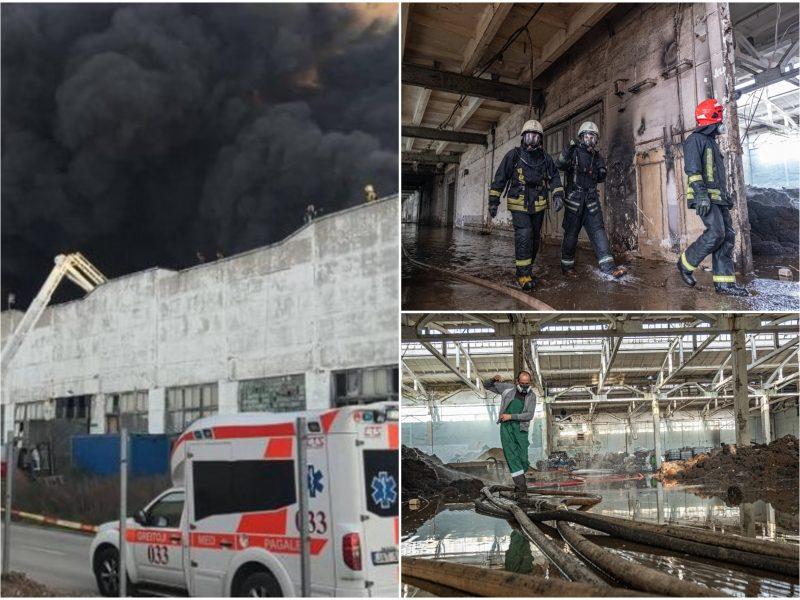 Aukos dėl gaisro Alytuje plaukia iš viso pasaulio: tokia vienybė nustebino