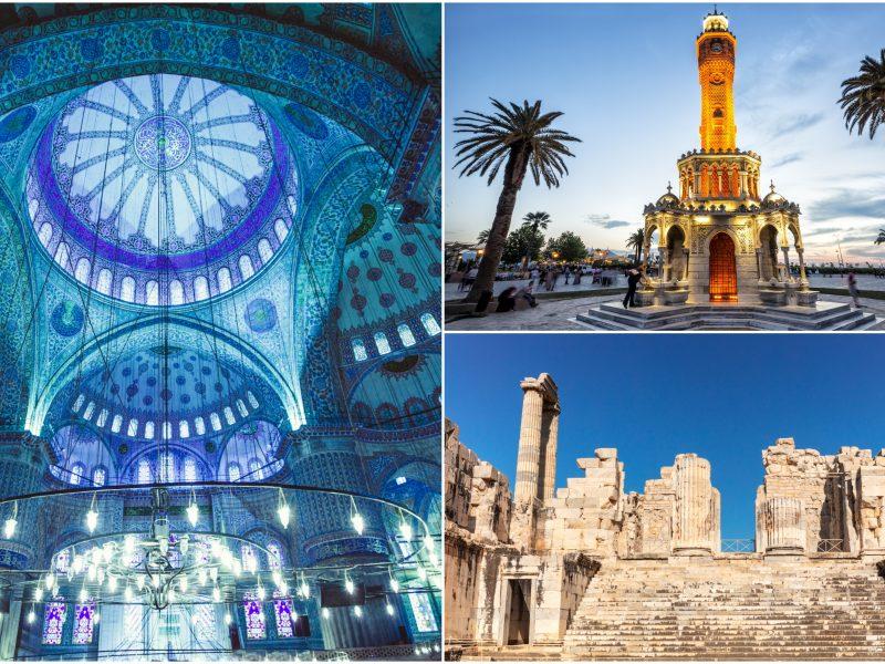 Kelionės į Turkiją – ar tikrai viskas jau matyta ir patirta?