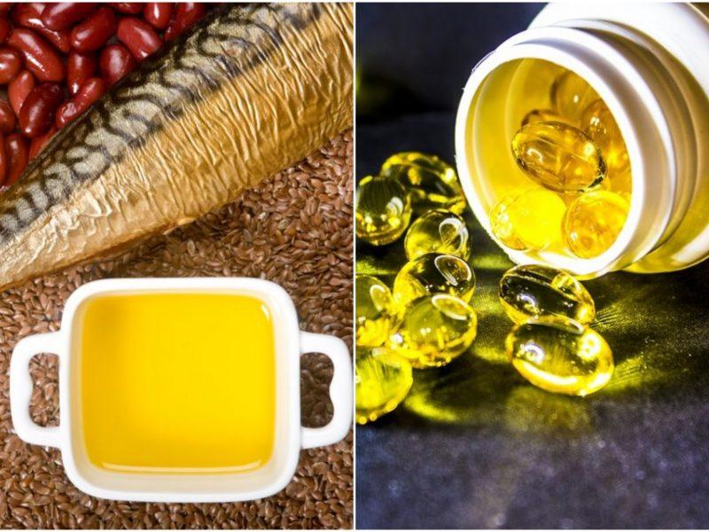 omega 3 riebalų rūgštys širdies sveikatai