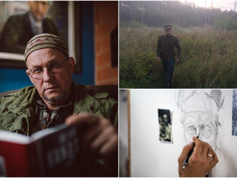 Vytautas V. Landsbergis: kurti filmą apie Vanagą mane pastūmėjo vidinis sukilėlis