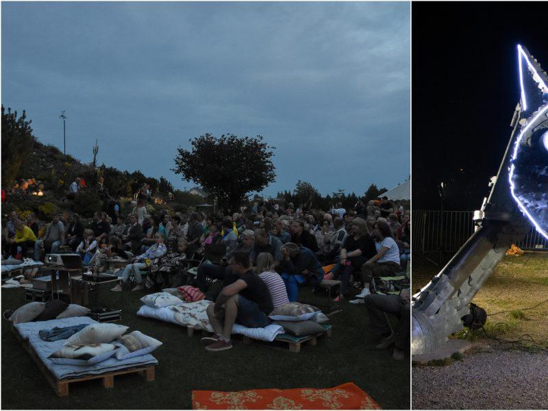 Šiauliečiai pradeda naktinėti – laukia įspūdingų renginių savaitė