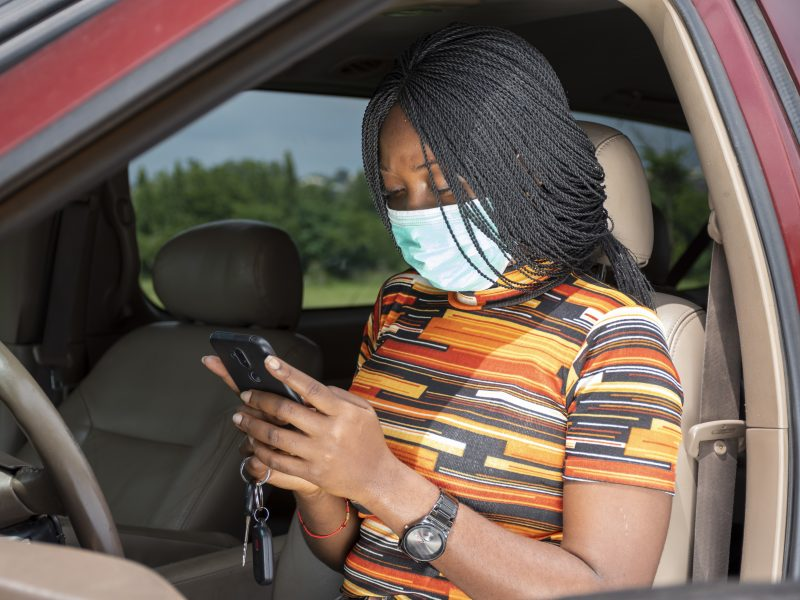 PSO: beveik 86 proc. koronaviruso atvejų Afrikoje lieka nenustatyta