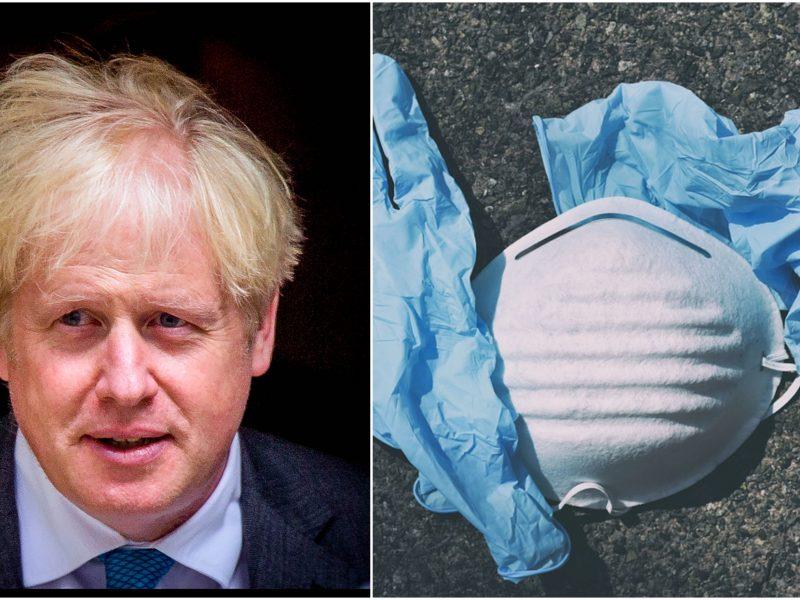 B. Johnsonas: G7 pirmininkausianti JK bandys suvienyti pasaulį po COVID-19