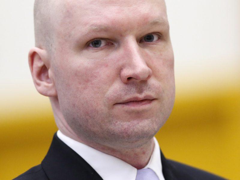 Advokatas: A. B. Breivikas siekia anksčiau laiko išeiti iš kalėjimo