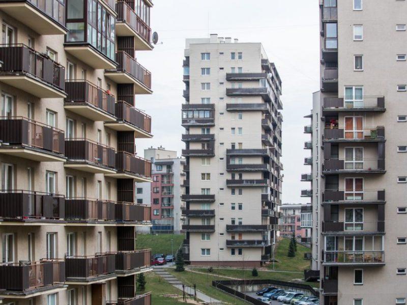 """""""Swedbank"""": būsto įperkamumas stabilus, tačiau kainų augimas tampa netvarus"""