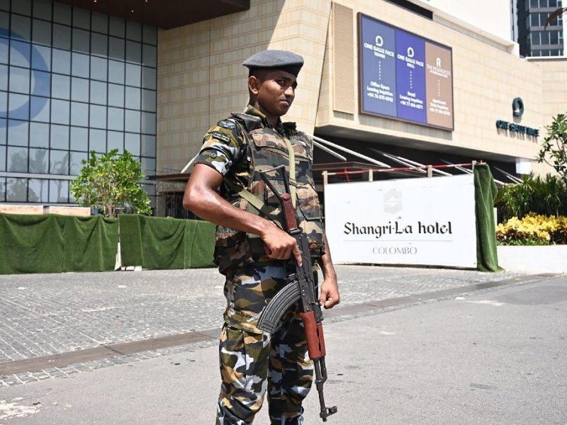 Šri Lankoje sulaikyti terorizmu kaltinami asmenys: gresia mirties bausmė