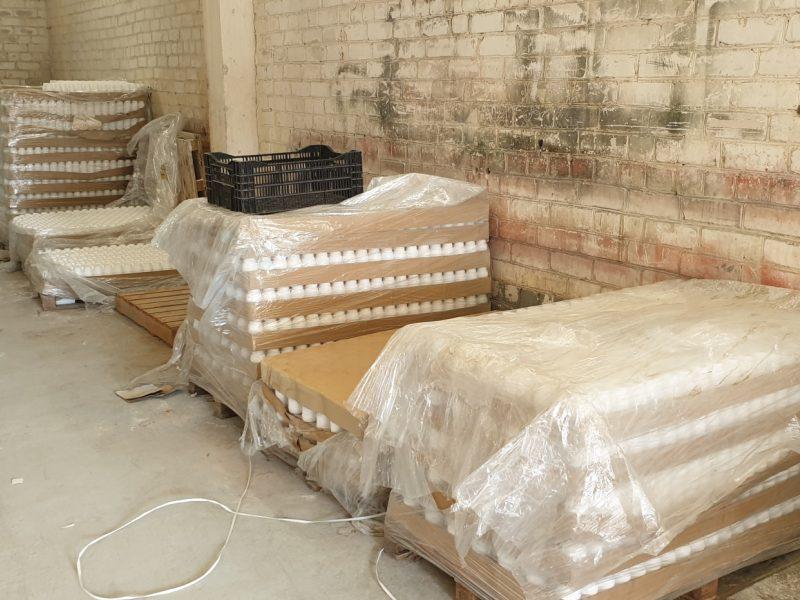 Augalų apsaugos produktų prekiautojui – kaltinimai PVM vengimu ir klastočių laikymu