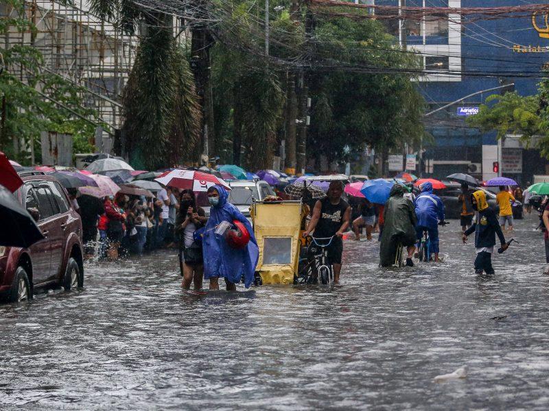 Filipinus supurtė 6,7 balo stiprumo žemės drebėjimas