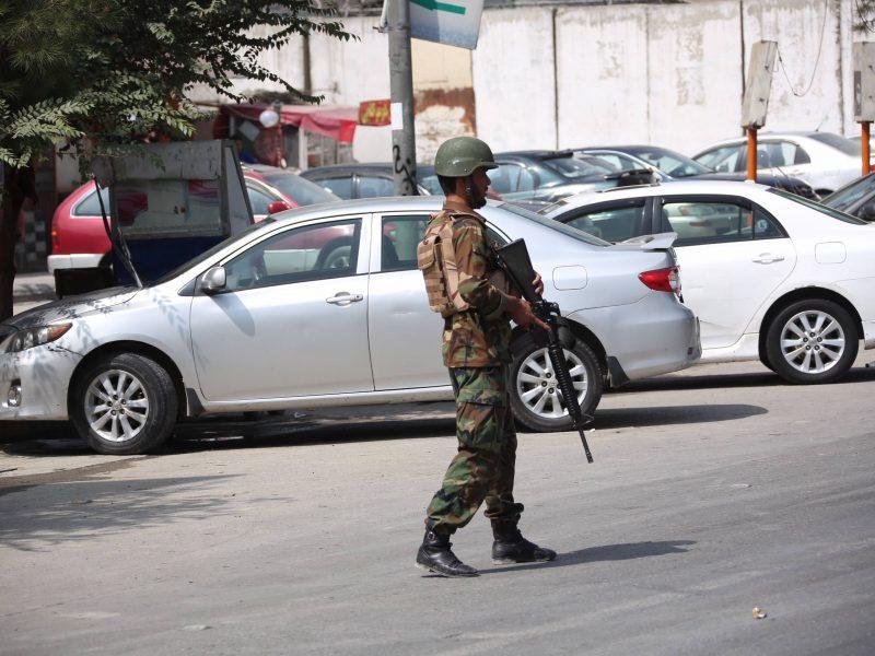 Afganistanas: policininkas nužudė šešis kolegas ir prisijungė prie talibų