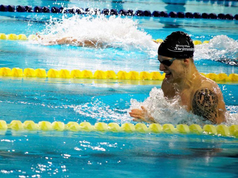 Madeiroje – auksiniai paralimpiečio finalai
