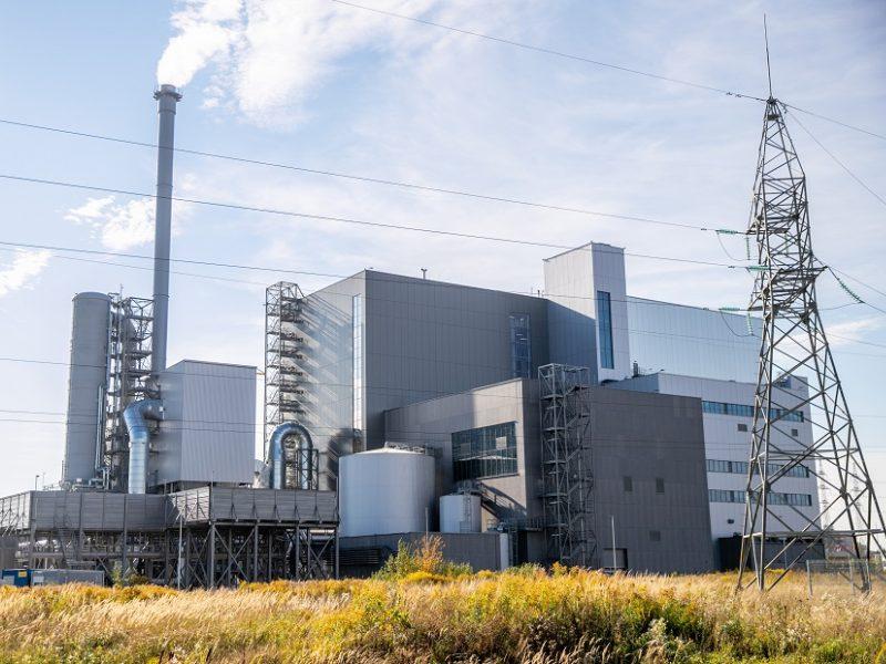 Įtarimai: į Kauno jėgainę šiukšlės vežamos iš Lenkijos?