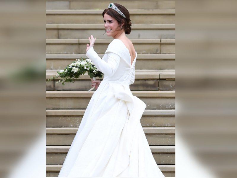 Džiugios naujienos: britų princesė Eugenie laukiasi kūdikio