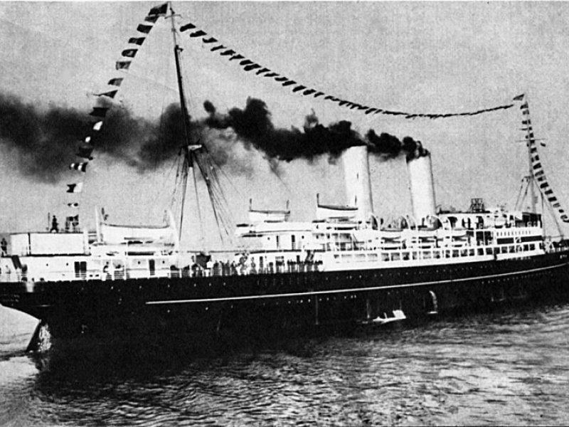 Kokie prieškario laivai lietuvius plukdė į emigraciją?