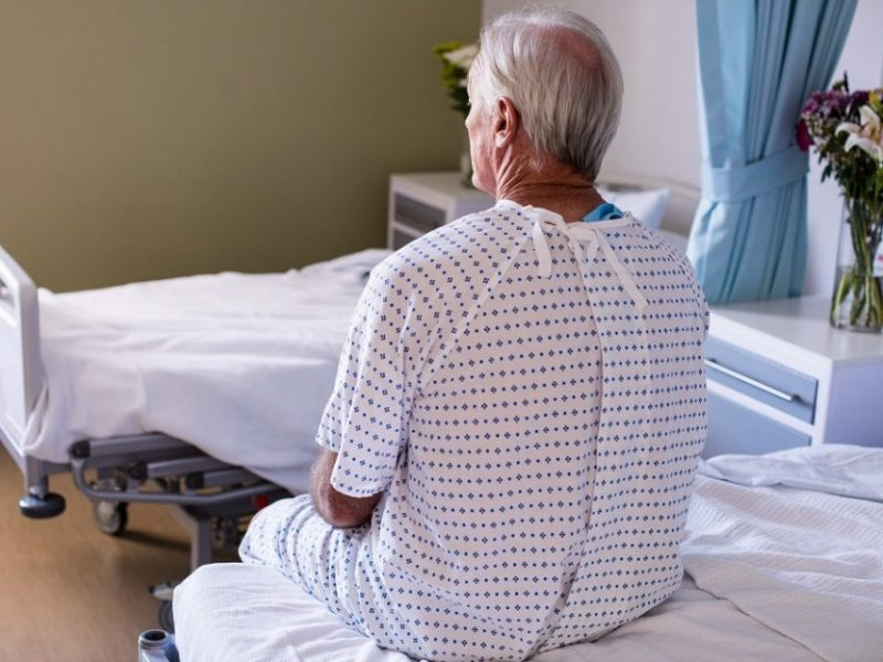Pozityvūs ženklai Kauno regione: ligoninėse mažinamas COVID-19 lovų skaičius
