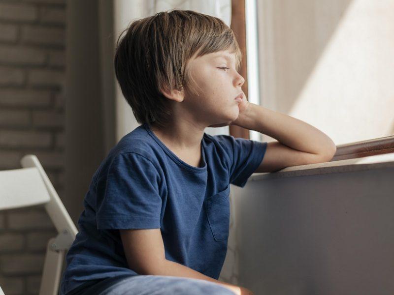 Psichologė: vaikas turi teisę į poilsį ne tik vasarą