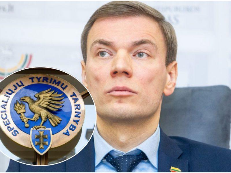 M. Puidokas apkaltino STT: sako Seime patyręs agentų smurtą – smaugė, suplėšė drabužius