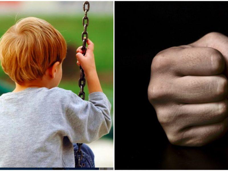 Raseiniuose vyras smurtavo šeimoje: sumušė seserį ir jos ant rankų laikytą vaiką