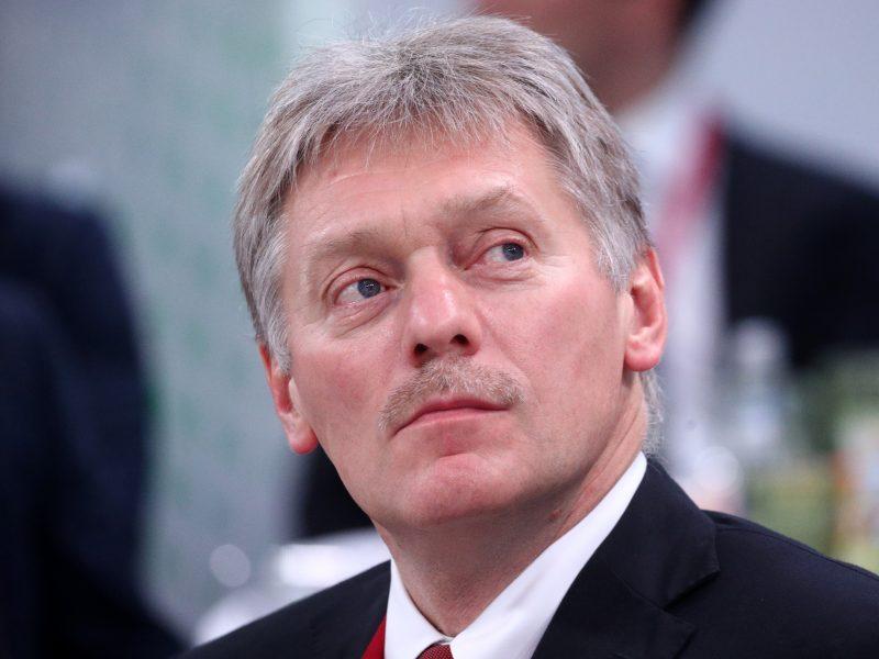 Kremlius: Rusija NATO objektus šalia savo sienų laiko grėsme saugumui
