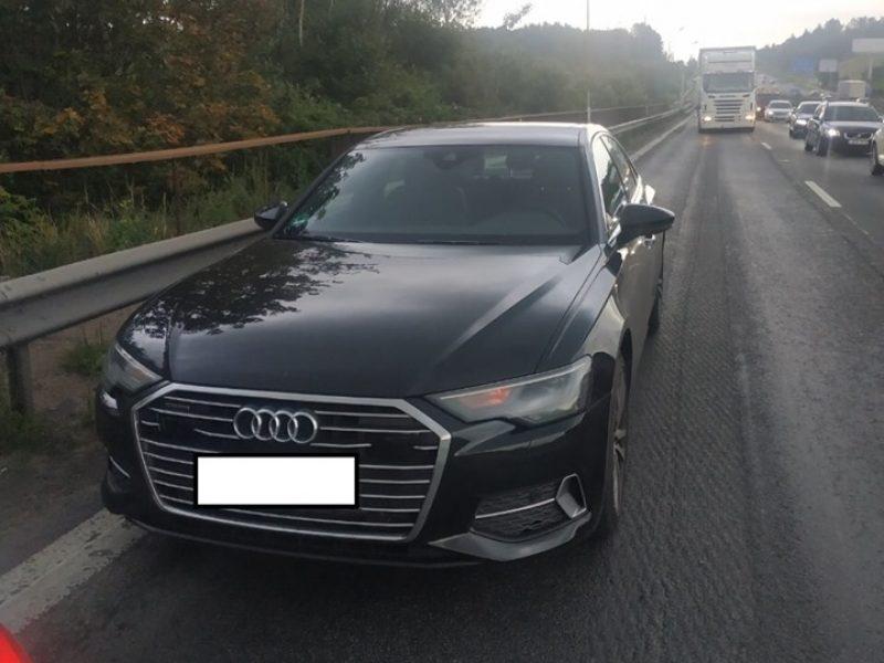 Nuojauta neapgavo: Kaune ir vėl rasti Vokietijoje pavogti automobiliai