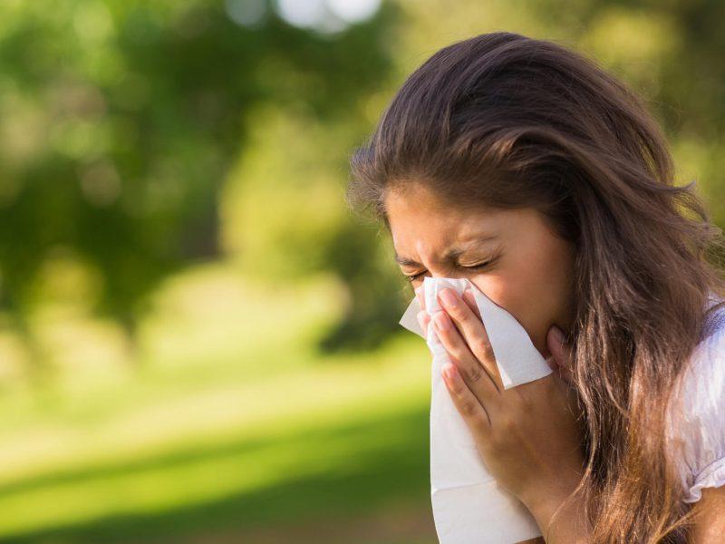 Gydytojai: rudenį alergiją galima išsigydyti visam laikui