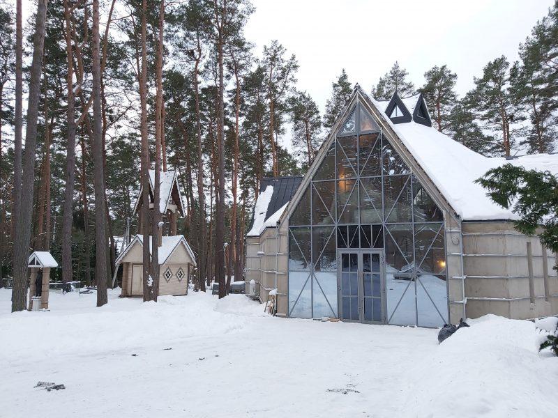 Parama jau leidžia įvardyti Kulautuvos bažnyčios atidarymo datą