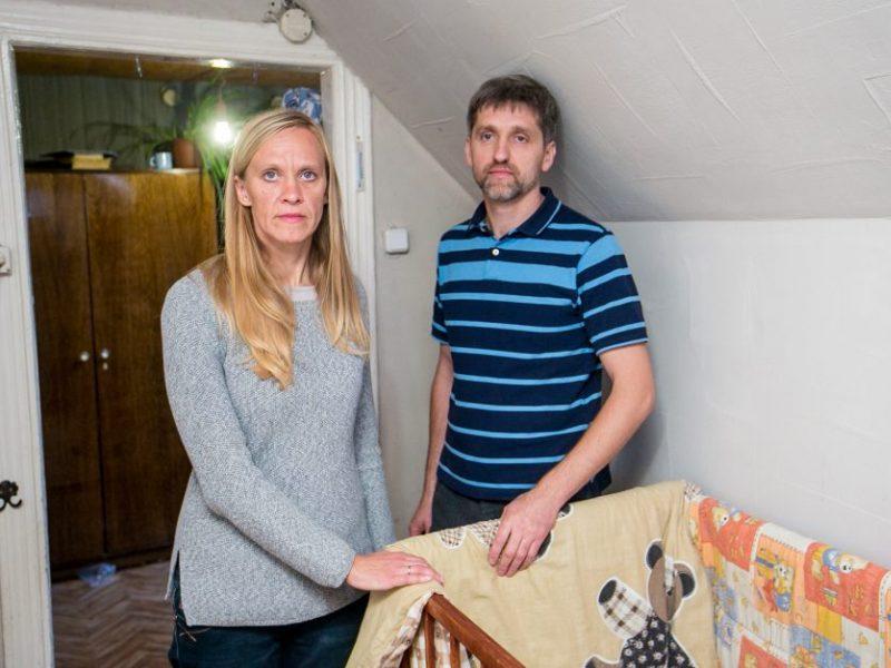 Dramą išgyvenantys kauniečiai nusprendė: vaiko teisių specialistų į namus nebeįleis