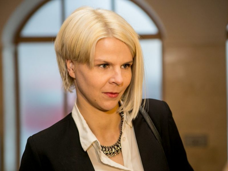 Smurtu prieš sūnų kaltinama E. Geležiūnienė toliau teisme įrodinėja savo tiesą