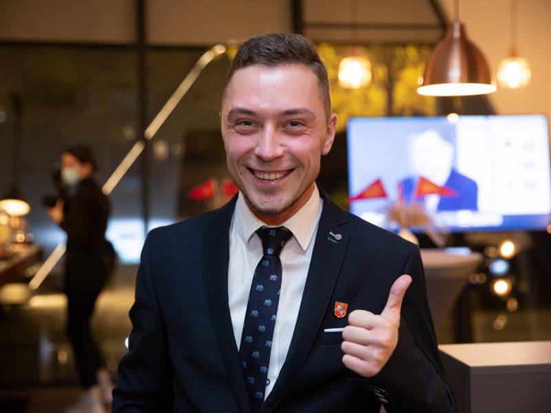 Kaune – konservatorių ir kito Matijošaičio triumfas