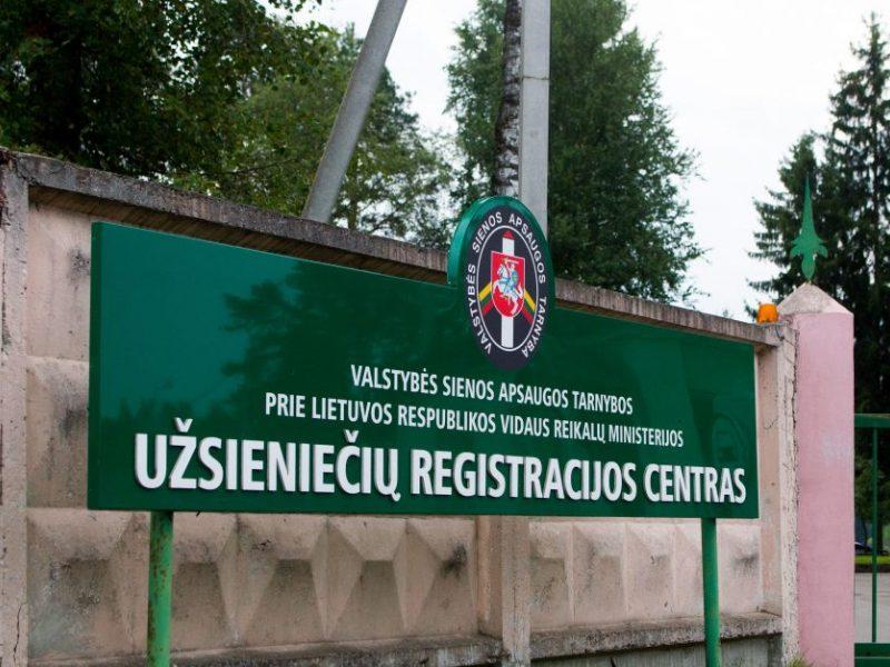 Seimo kontrolierių atstovas: palapinės migrantams – trumpalaikis sprendimas