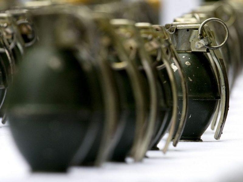 Kaune gydoma nuo sprogusios granatos nukentėjusi karė iš Čekijos