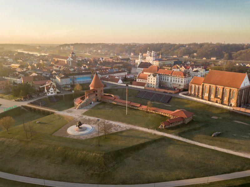 Kaunas gali patrigubėti rajono sąskaita – nusitaikyta ir į Karmėlavą bei Garliavą