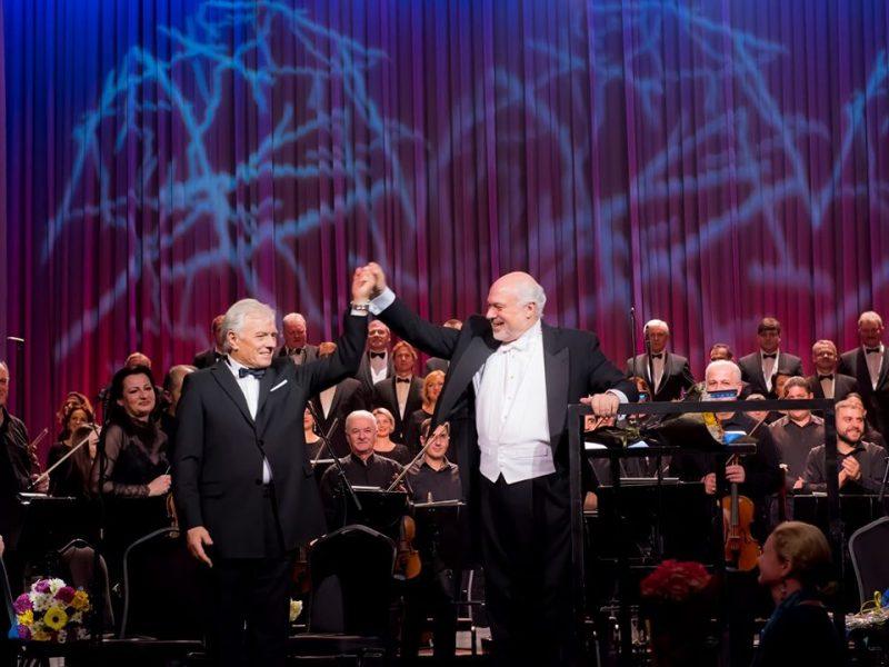 Jubiliejų minintis Kauno valstybinis choras siekia naujų muzikos aukštumų