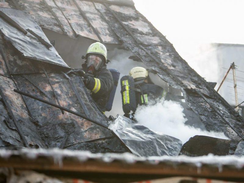 Statistika: 2018-aisiais gaisruose žuvo mažiausiai žmonių per 30 metų