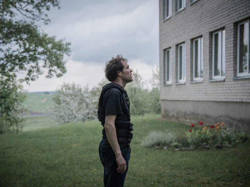 Kauno kino festivalyje – apie vaizdų užkalbėtoją A. Kemežį