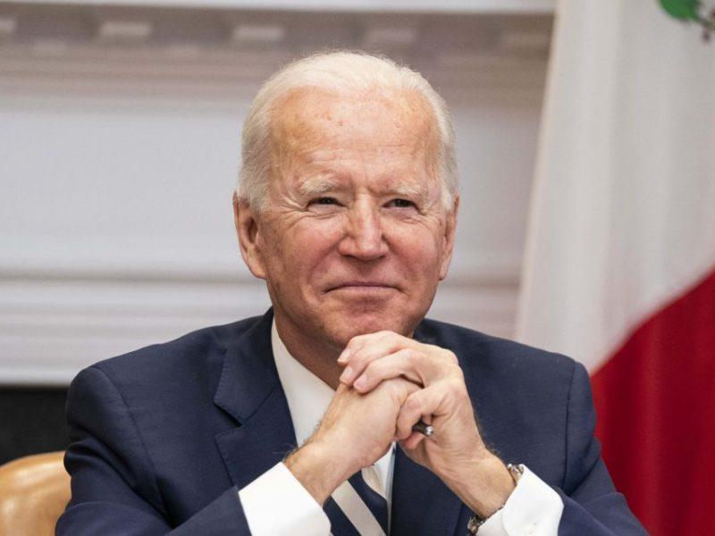 J. Bidenas po 100 savo valdymo dienų kreipsis į JAV Kongresą