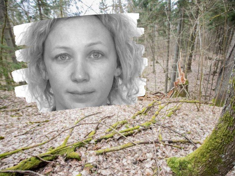 Į mišką grybauti išvykusi ir dingusi kaunietė sugrįžo į namus