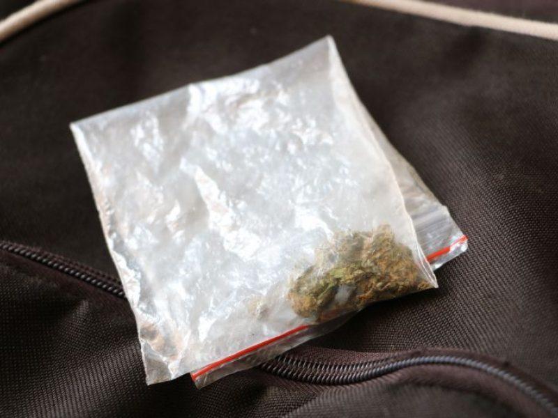 Pareigūnams įkliuvo trys alytiškiai, turėję narkotikų