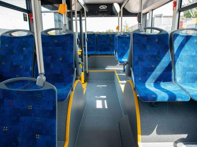 Nauji troleibusai į Kauno gatves išriedės vėliau nei buvo planuota