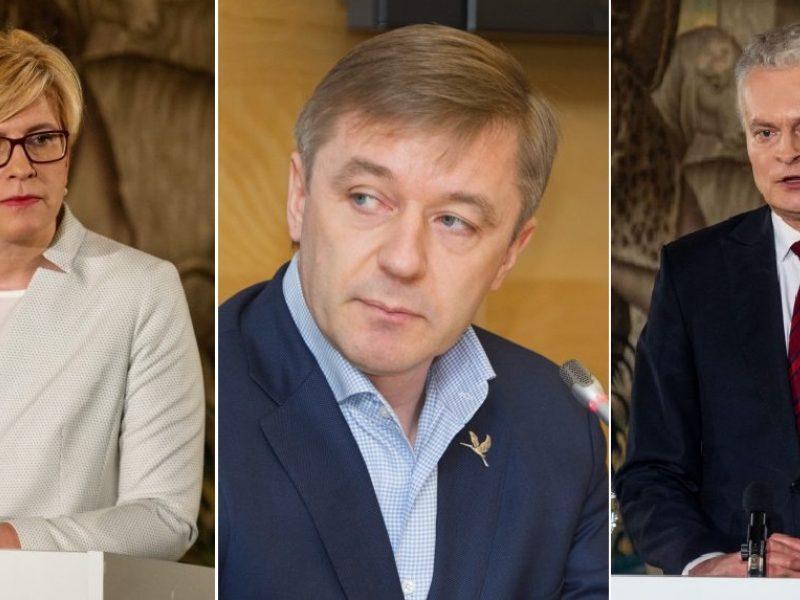 R. Karbauskis atskleidė, už ką tikrai nebalsuos prezidento rinkimuose