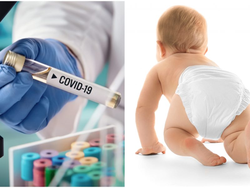 Koronavirusą padės nustatyti sauskelnių testas?
