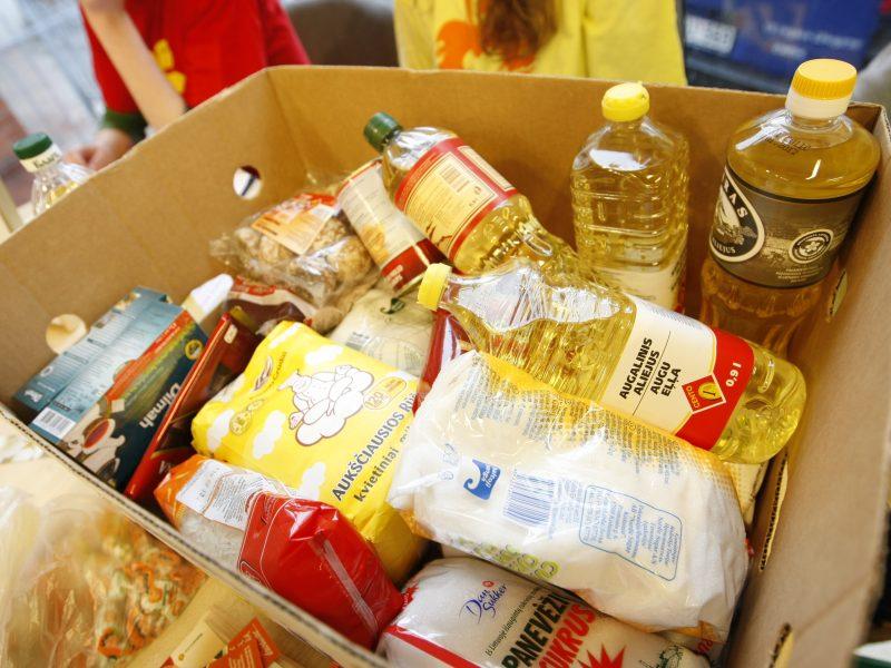 Maisto skurstantiesiems pirkimo konkursas padvelkė skandalu