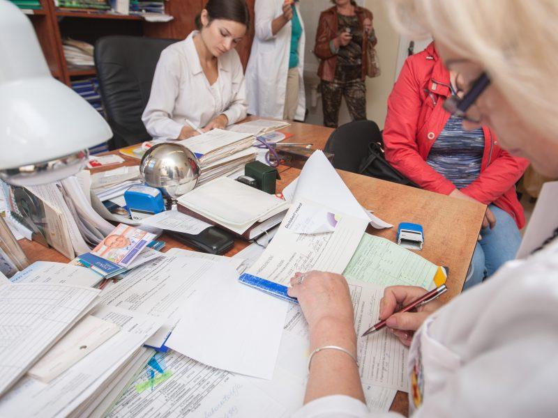 Eilinė reforma, sukėlusi sumaištį sveikatos sistemoje
